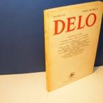 DELO - književni časopis XXV,broj 10 oktobar 1979