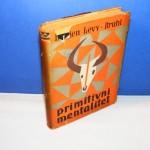 PRIMITIVNI MENTALITET, Lucien Levy - Bruhl