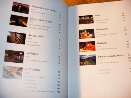 Sveta mesta - atlas za hodočasnike