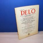 DELO - književni časopis XIV, broj 11 decembar 1968