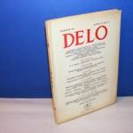 DELO - književni časopis XI, broj 12 decembar 1965