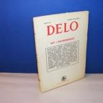 Časopis Delo - Mit i savremenost
