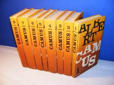 Albert Kami Camus, Izabrana djela 1-8 komplet