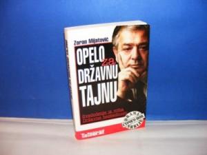 OPELO ZA DRŽAVNU TAJNU Zoran Mijatović