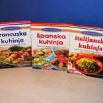 Škola kuvanja - Italijanska, španska i francuska kuhinja
