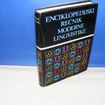 Enciklopedijski rečnik moderne lingvistike,Dejvid Kristal