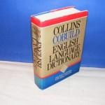 Collins COBUILD,English language dictionary,J.Sinclair