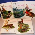 Šaroliko carstvo životinja u 5 knjiga