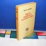 OBLICI MODERNE KNJIŽEVNOSTI Jovan Hristić
