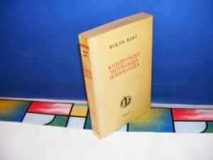Rolan Bart - Knjizevnost, mitologija, semiologija