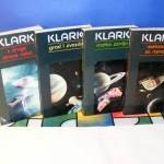 Artur Klark 4 knjige iz Odabranih dela
