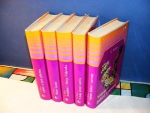 Guy Breton Ljubavni romani 1-5