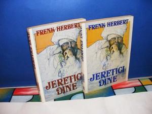 JERETICI DINE I-II Frenk Herbert