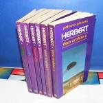 FRENK HERBERT peščana planeta komplet 1-6