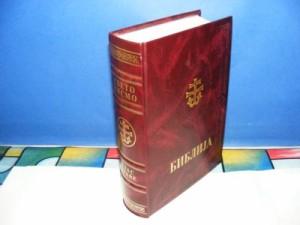 Biblija sveto pismo starog i novog zaveta