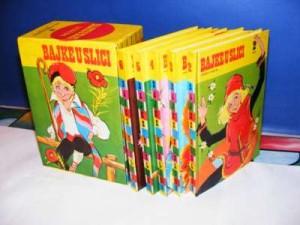 Bajke u slici 5 knjiga Marija Paskval