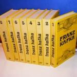 Franz Kafka Odabrana djela Franc Kafka 1-8 komplet