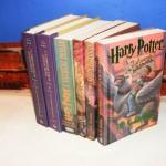Hari Poter komplet 1-6 Dž.K.Rouling