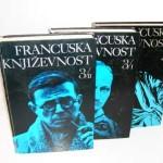 Francuska književnost tri knjige, Grupa autora