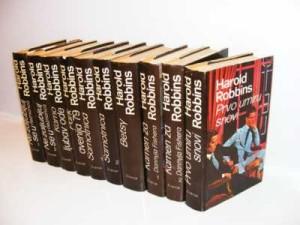 Harold Robins 10 knjiga iz Odabranih dela