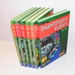 Enciklopedija fudbala grupa autora 1-6 komplet