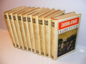 Lajoš Zilahi 1-10 komplet