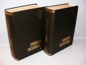 Ekonomska enciklopedija 1-2 Savremena administracija
