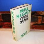 ČETIRI DRAME Mihail Bulgakov