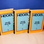 ISTORIJA FILOZOFIJE 1-3 Hegel