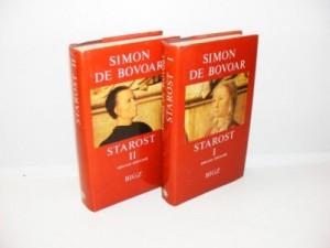 STAROST I-II Simon de Bovoar