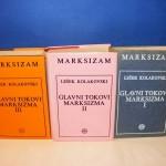 Lešek Kolakovski, Glavni tokovi marksizma 1-3