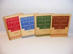 ESSENTIAL ENGLISH FOR FOREIGN STUDENTS 1-4