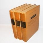Anatomski atlas čoveka, Sinelnikov 1-3 komplet