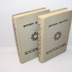 Sociologija Georges Gurvitch 1-2