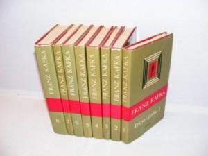 Franz Kafka Odabrana djela 1-8 komplet