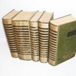 THEODORE DREISER 5 knjiga iz Odabranih dela