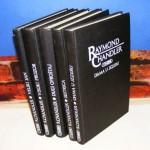 RAYMOND CHANDLER - KOMPLET 1-6