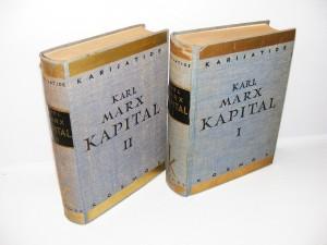 KAPITAL I-II Karl Marx