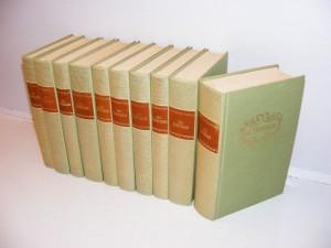 Turgenjev Izabrana dela 1-10 komplet