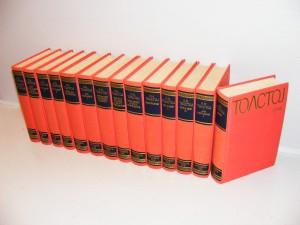 Lav Tolstoj Sabrana dela 1-14 komplet
