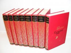 Luis Bromfild 8 knjiga iz Odabranih dela