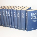 Emil Zola Odabrana dela, 1-10 komplet