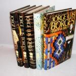 Jorge Luis Borges (Borhes) 5 knjiga iz Sabranih dela