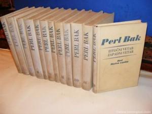 Perl Bak Sabrana dela 1-12 komplet