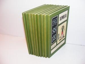 Biblioteka Atlasi znanja, 9 knjiga