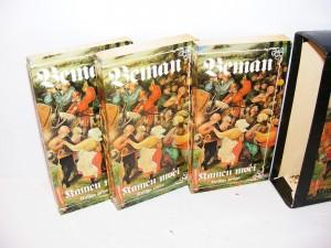 Hans Beman Kamen moći 1-3 komplet