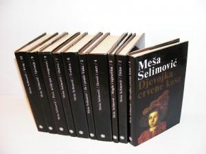 Meša Selimović Sabrana dela 1-10 komplet