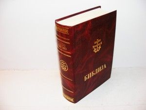 Studijska Biblija Sveto pismo Stari i Novi zavet Lujo Bakotić