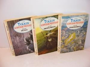 Gospodar prstenova 1-3 Dž.R.R.Tolkin