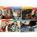 Kings of Jazz 1-9 Cassell-London